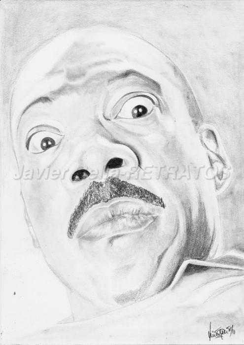 Eddie Murphy by JumpingJack